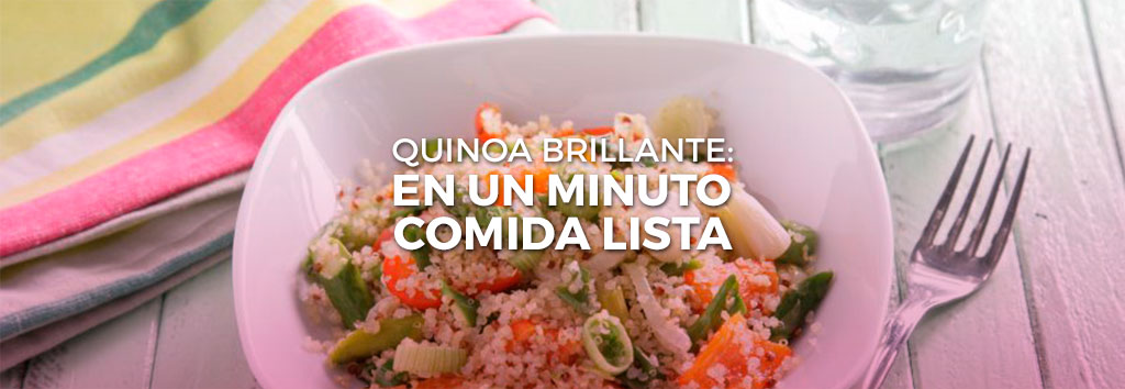 Quinoa Brillante