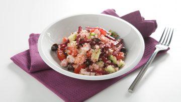 ensalada quinoa remolacha