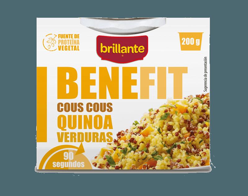 Cous Cous Quinoa y Verduras