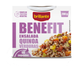Ensalada de Quinoa y Verduras