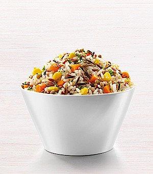 3 arroces quinoa y verduras