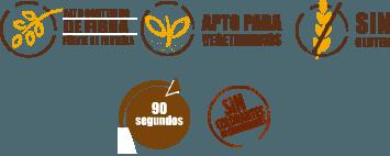 Características Brillante Benefit Legumbres Quinoa y Verduras