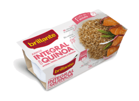 Arroz Integral con Quinoa