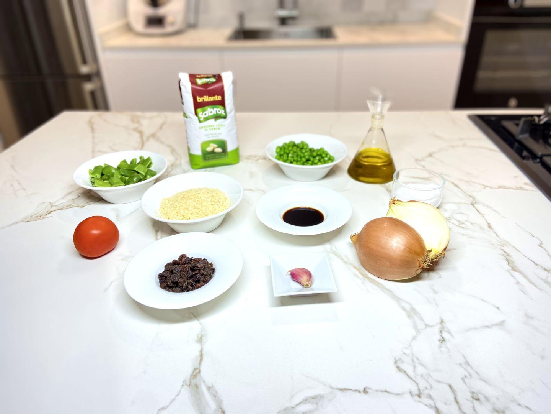 ingredientes para arroz vip