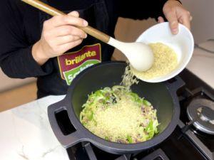 incorporamos el arroz