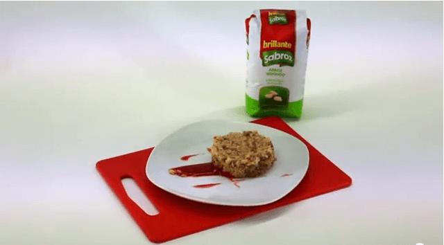 Arroz con carne picada – Recetas de arroz Brillante Sabroz