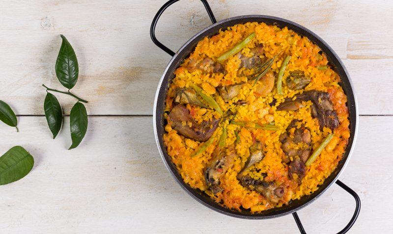 Arroz al horno (nueva receta) – Recetas de arroz Brillante Sabroz