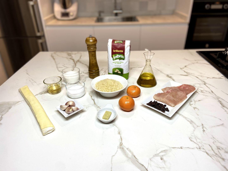 ingredientes ensalada oriental