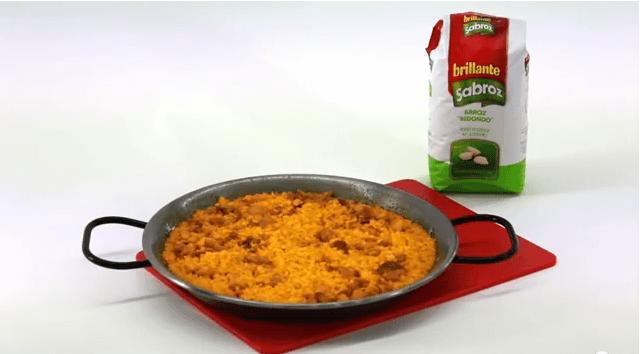 Arroz con pollo para niños – Recetas de arroz Brillante Sabroz
