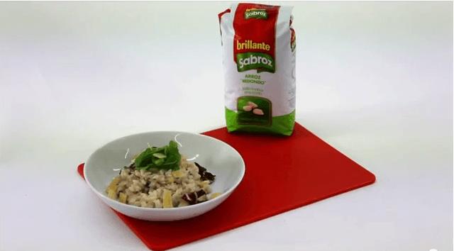 Risotto rucula y achicoria – Recetas de arroz Brillante Sabroz