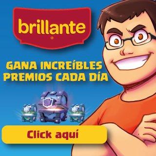 Brillante Go4 ClashRoyale