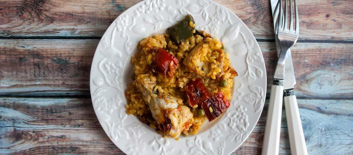 arroz-con-pollo-y-pimientos