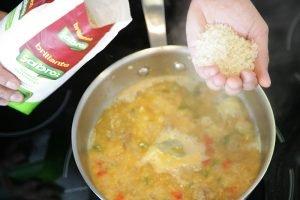 arroz paso 3
