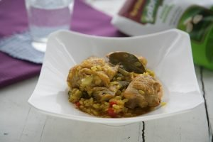 arroz paso 4