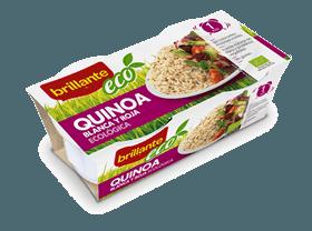 Quinoa blanca y roja ecológica