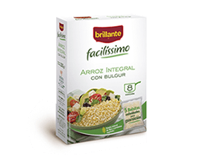 Brillante Facilissimo arroz integral con bulgur