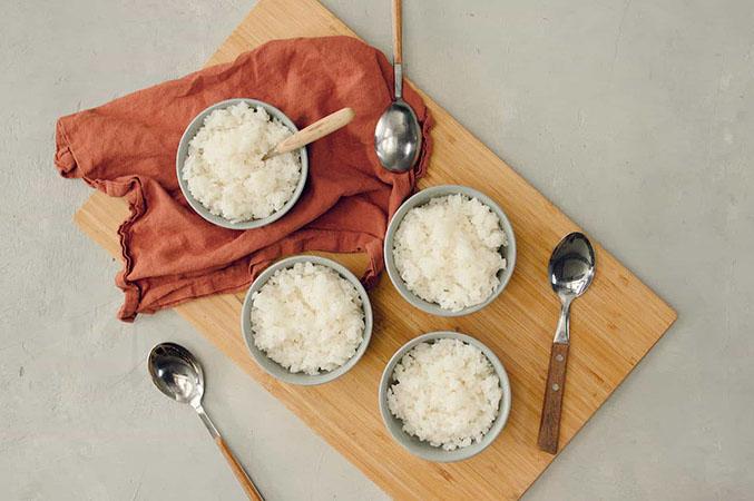 El arroz ideal para Poke Bowl