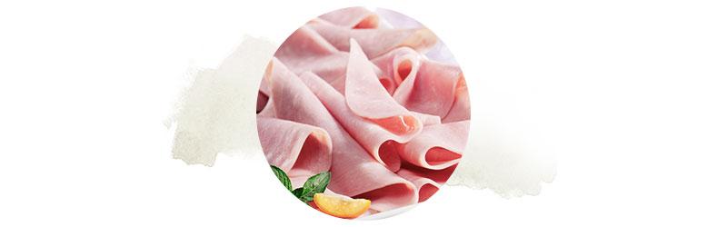 Podemos añadir unas tiras de jamón de York a nuestro plato
