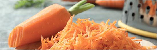 Rallamos la zanahoria