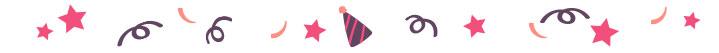iconos de cumpleaños