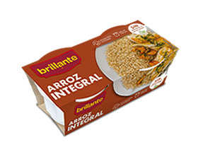 Brillante. Arroz integral