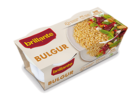 Brillante. Bulgur