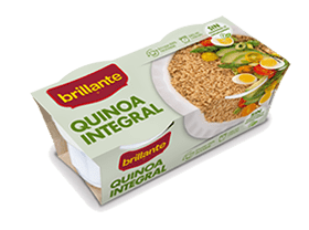 Brillante. Quinoa integral
