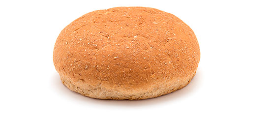 pan de hamburguesa integral