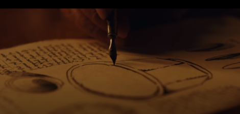 Los vasitos de Brillante diseñados por Leonardo da Vinci