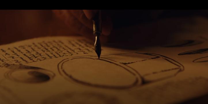 Visionarios: Los Vasitos Brillante vistos por la mente de Leonardo da Vinci