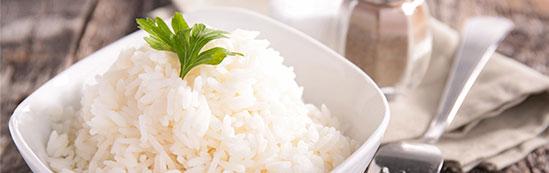 Vasitos de arroz Basmati Brillante
