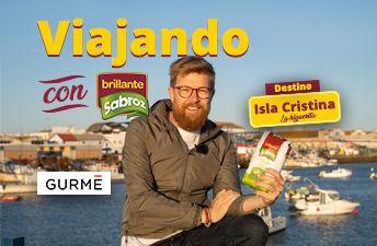 Viajando con Brillante. Destino Isla Cristina